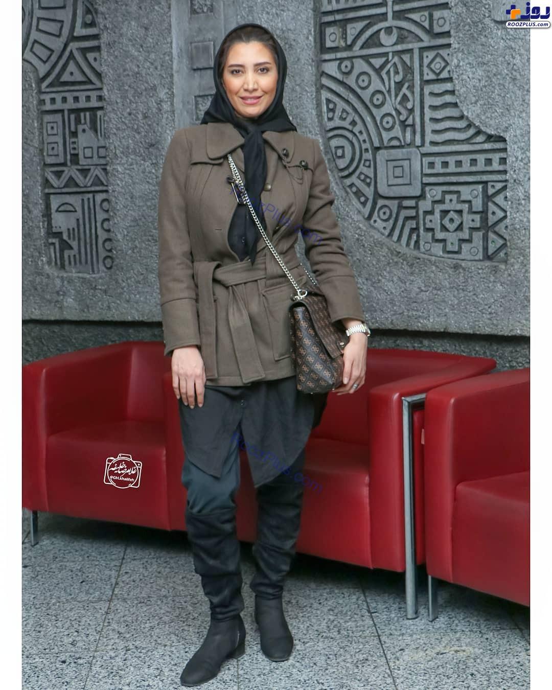 لباس های عجیب و غریب دختر مجید مظفری+عکس