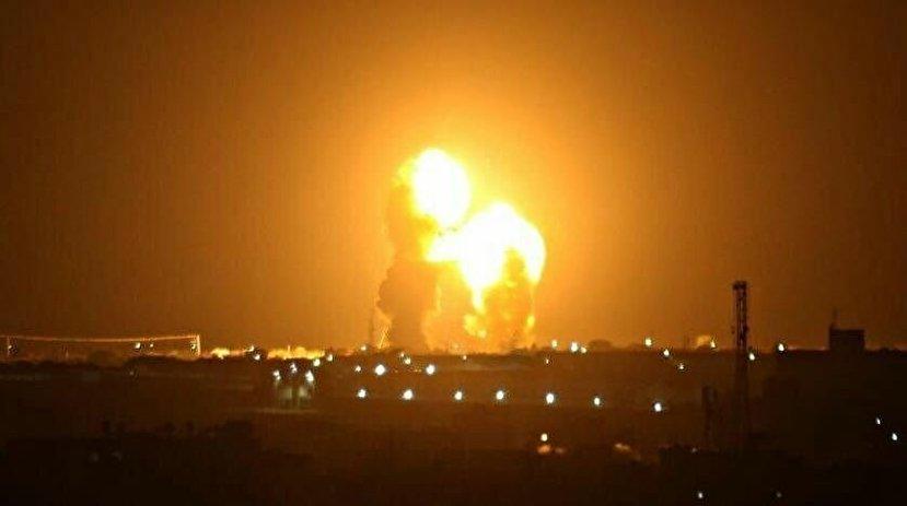 اولین تصویر از پایگاه آمریکایی بعد از حمله موشکی سپاه