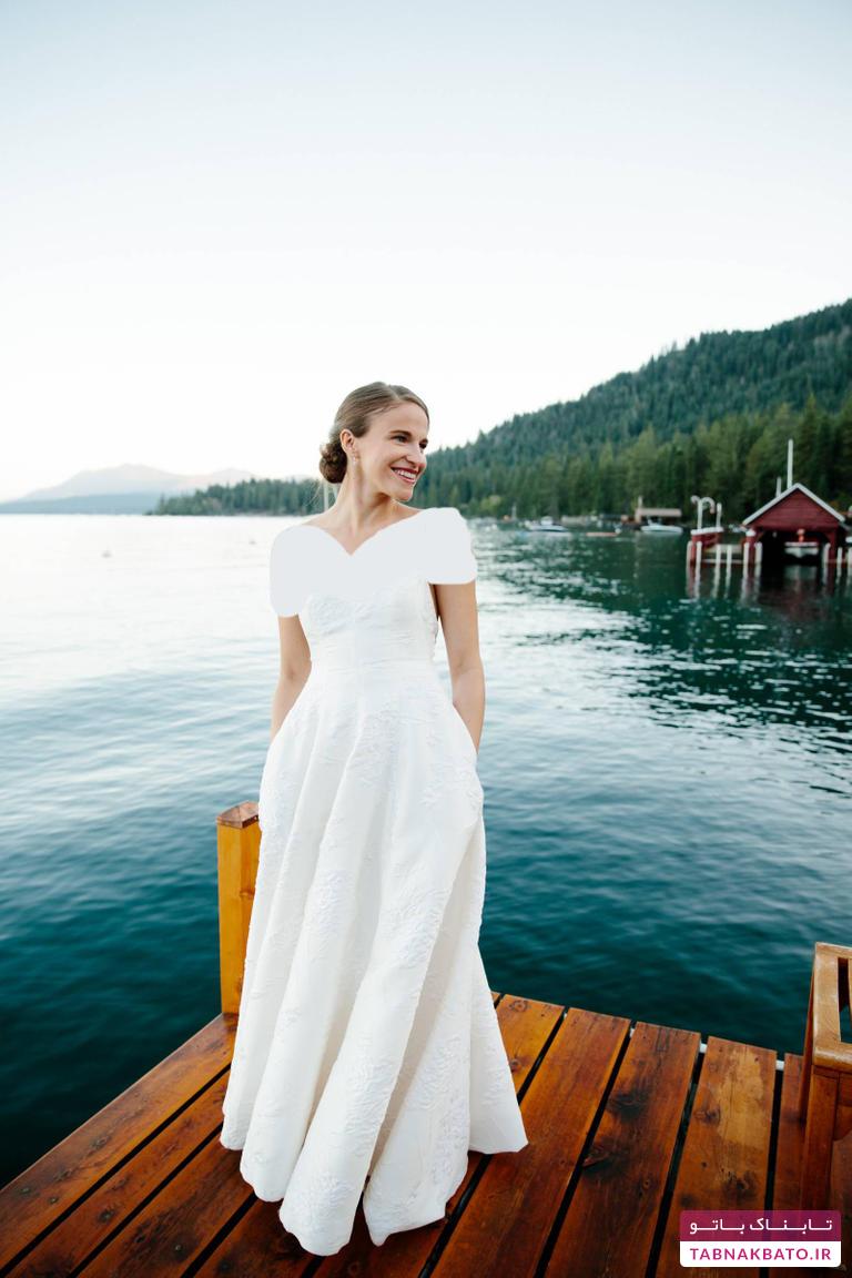عجیبترین لباسهای عروس سال ۲۰۱۹ میلادی