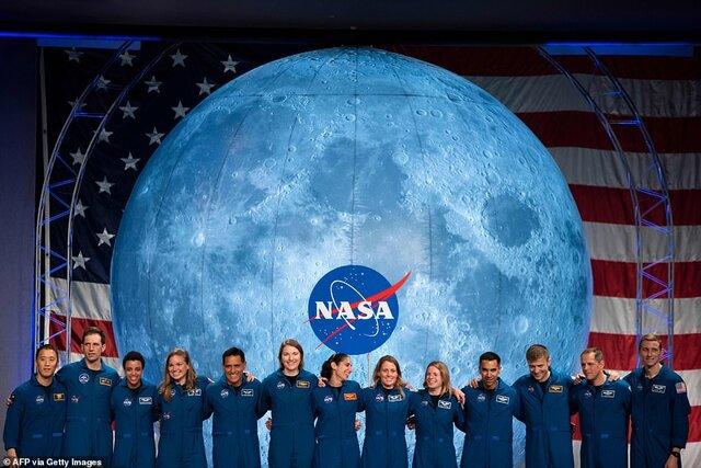 مردان و زنانی که به مریخ خواهند رفت معرفی شدند + عکس