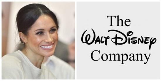 عروس ملکه با دیزنی قرارداد بست+عکس