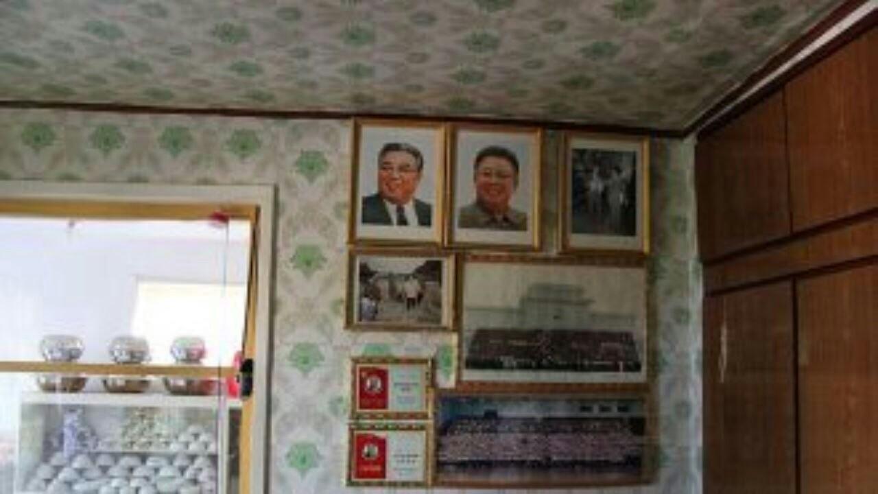 جریمه مادری در کرهشمالی به خاطر نجات فرزندانش