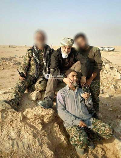 سردار پس از فتح آخرین دژ داعش در سوریه