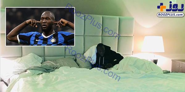 تخت خواب شاگرد سابق ویلموتس سوژه شد + عکس