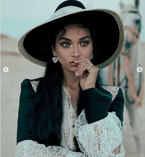 تصاویر ملکه زیبای جهان مدلینگ؛ شانینا شایک