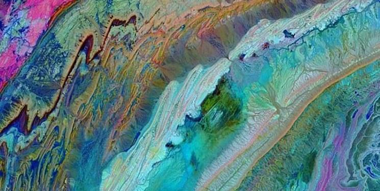تصویر بی نظیر ناسا از یک «کوه»