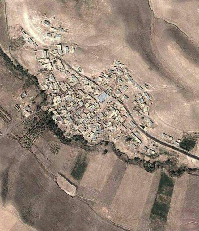 روستایی که یک ایران کوچک است +عکس