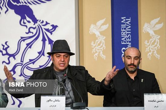 روز اول جشنواره فیلم فجر، روز لباسهای مشکی