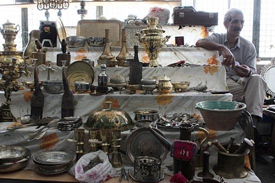 جمعهبازار خاطرهانگیز تهران در آستانه تعطیلی