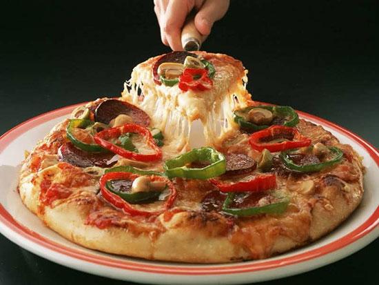 فوت وفن تهیهی خمیر پیتزای عالی