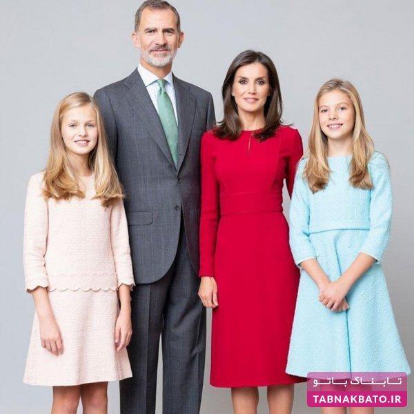 عکسهای جدید ملکه خوشلباس اسپانیایی