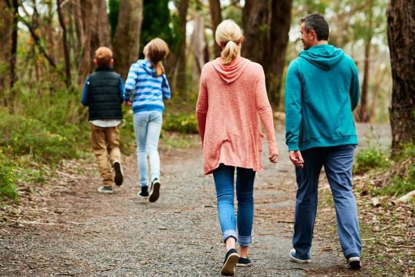 فواید ۱۵ دقیقه پیادهروی روزانه