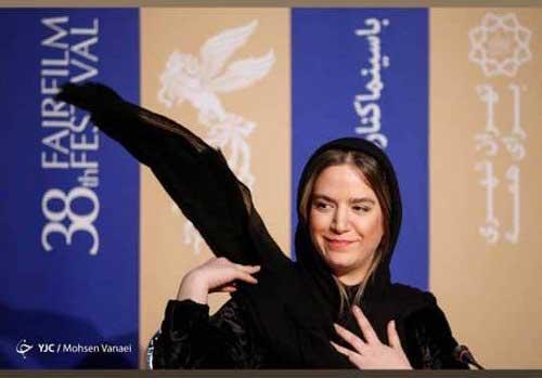جشنواره فیلم یا روسری فجر؟ تصاویری که ندیدهاید