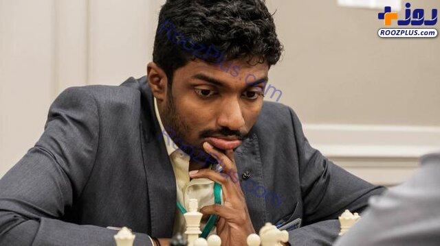ساعت مچی که برای استاد شطرنج دردسرساز شد +عکس