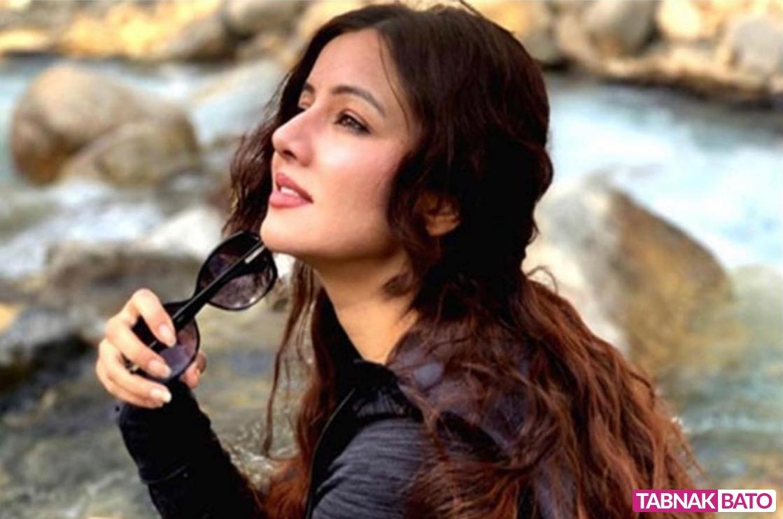 کنارهگیری بازیگر هندی در کنار کعبه