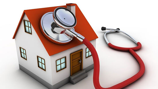 چند بررسی سادهی سلامت در منزل