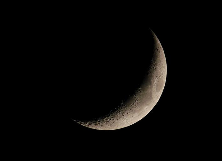تست شخصیتشناسی از روی تصویر ماه