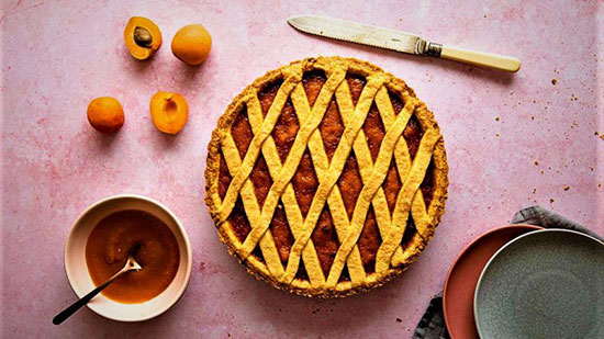 کیک مارمالاد؛ دسری ساده برای عصرانه
