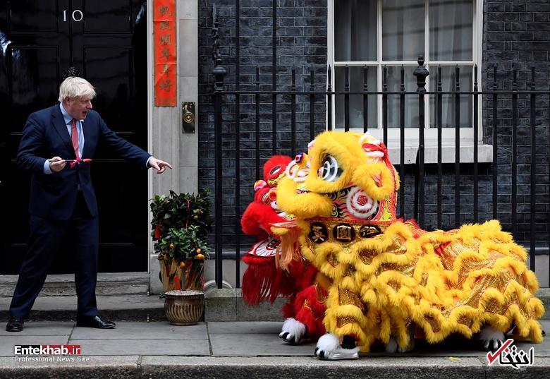 جشن رنگارنگِ آغاز سال نو چینی+عکس