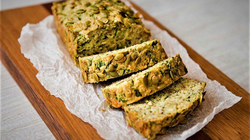 نان اسفناج، عصرانه ای لذیذ
