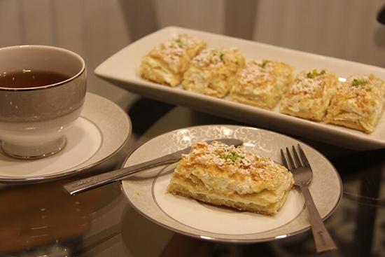 طرز تهیه شیرینی ناپلئونی؛ در خانه دست به کار شوید!