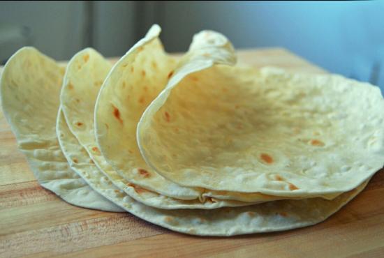 روش پخت نان خانگی بدون فر