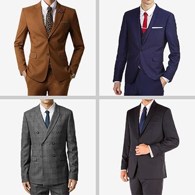 تفاوتهای کت اسپرت، بلیزر و کت رسمی