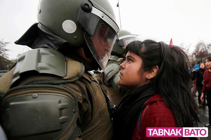 عکسهایی که قدرت زنان را نشان میدهد!