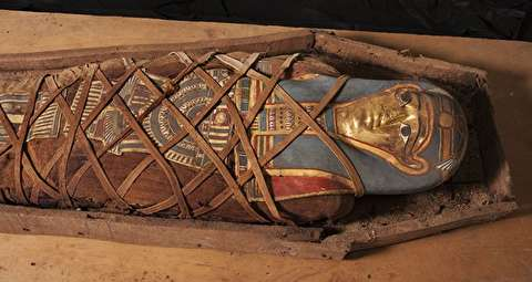کشف مقبره جدید فرعونها در مصر