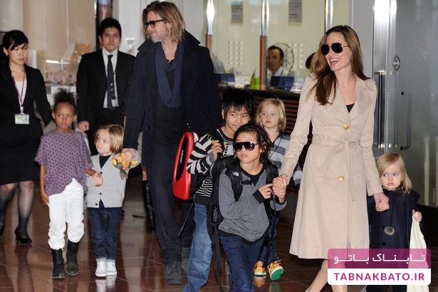 هالیوودی مشهور، بچه هایش را ارث محروم کرد!