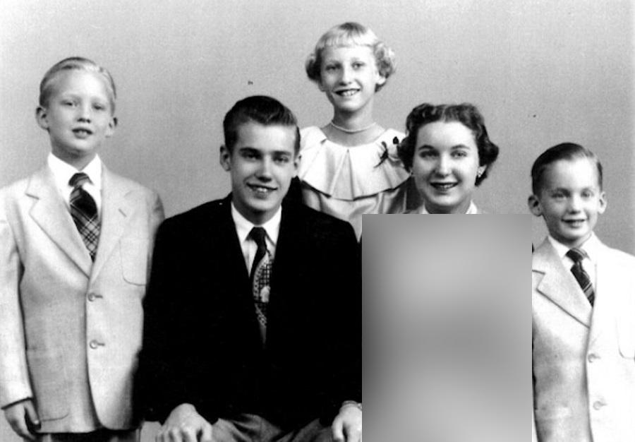 اسراری جالب از خواهر و برادرهای ترامپ+عکس