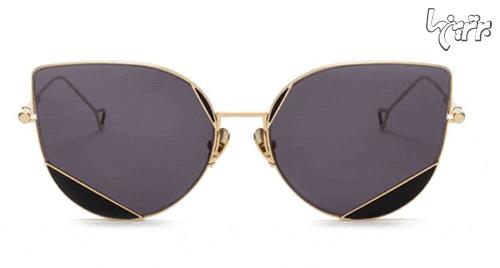 جدیدترین مدلهای عینک آفتابی زنانه
