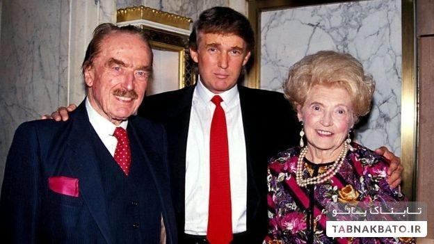 رازهای خانوادگی ترامپ که از همه پنهان میکند!