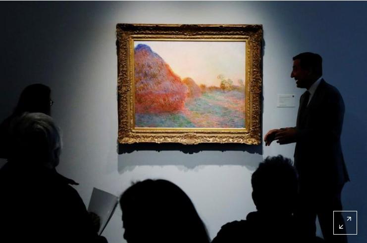فروش تابلوی نقاشی به قیمت بیش از 100 میلیون دلار+عکس