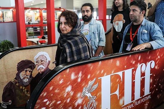 حاشیههای پنجمین روز جشنواره جهانی فیلم فجر +عکس