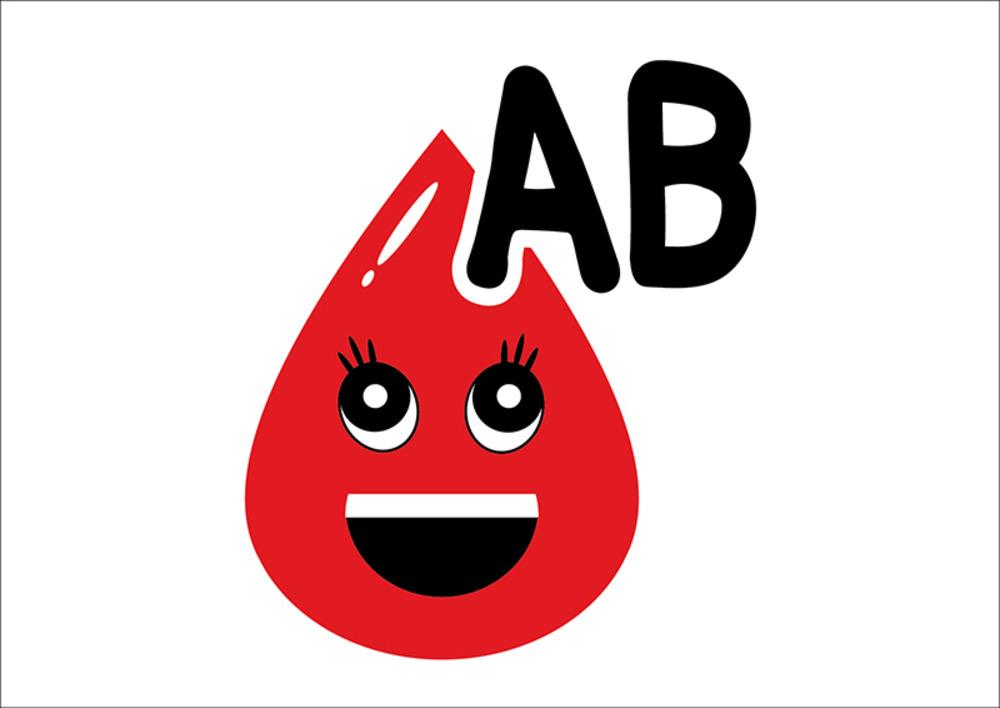 ویژگیهای افراد با گروه خونی AB