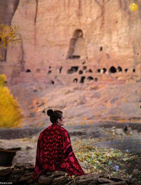 تصاویری متفاوت از زنان افغان