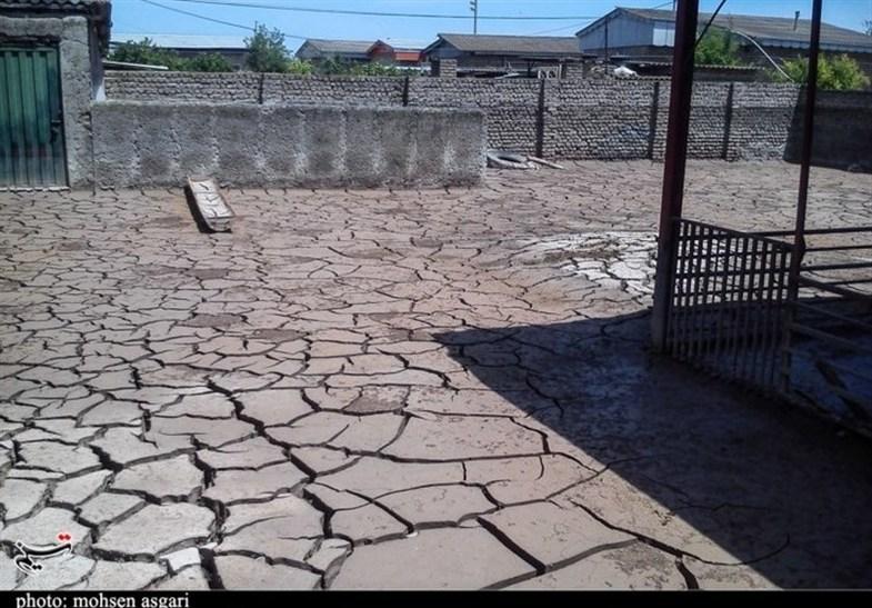 حال و هوای مناطق سیلزده آققلا بعد از ۲ ماه +عکس