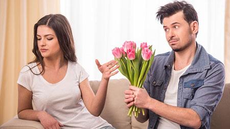 چرا زنان از خانه قهر میکنند؟