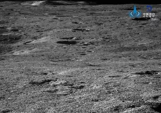 تصاویر جدید از نیمه تاریک ماه به زمین رسید