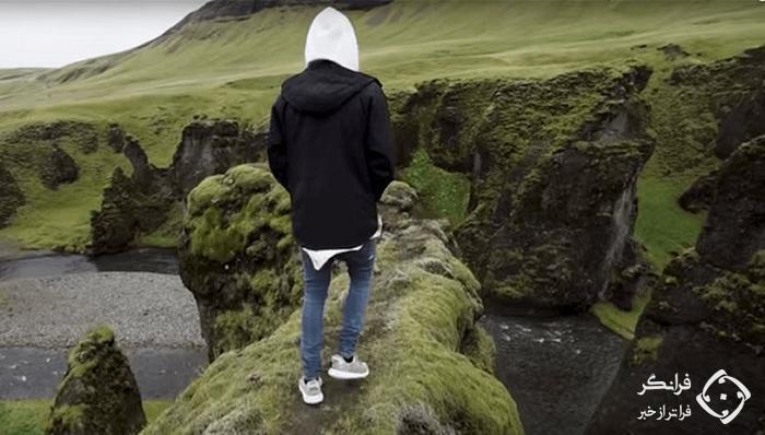 هواداران خواننده پاپ یک دره را مسدود کردند +عکس