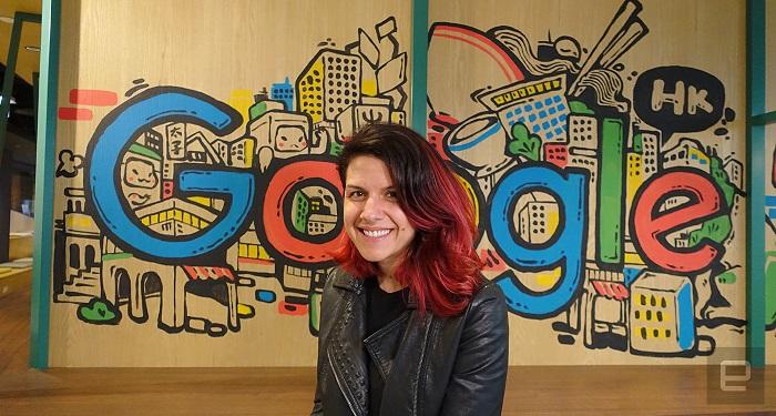 بانوی ایرانی که «شاهزاده امنیت» شرکت گوگل است
