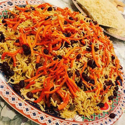 قابُلی پَلَو، این پلوی افغانی خوشطعم