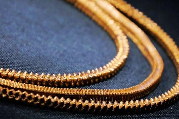 کشف طلای ۸۰۰ ساله که انگار دیروز ساخته شده+تصاویر