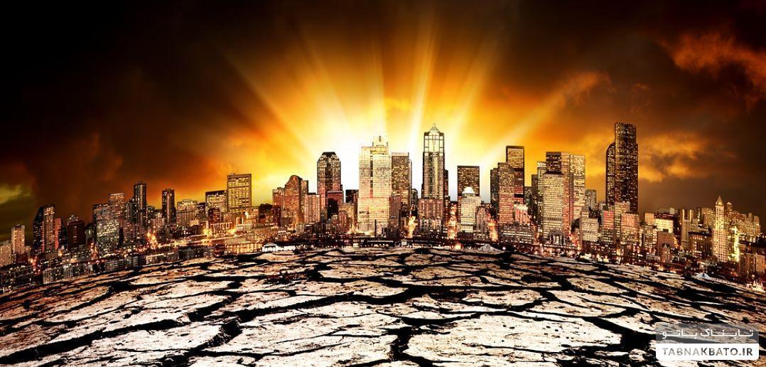 هشدار دانشمندان، انقراض بشر تا سال ۲۰۵۰