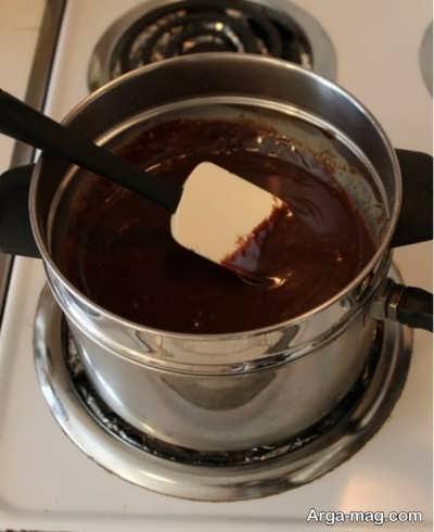 طرز تهیه شکلات صبحانه خانگی و فوق العاده خوشمزه