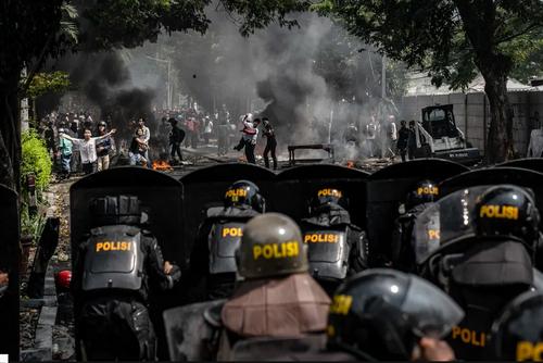 دیدنیهای امروز؛ از ناآرامیها در اندونزی تا جنگ داخلی لیبی