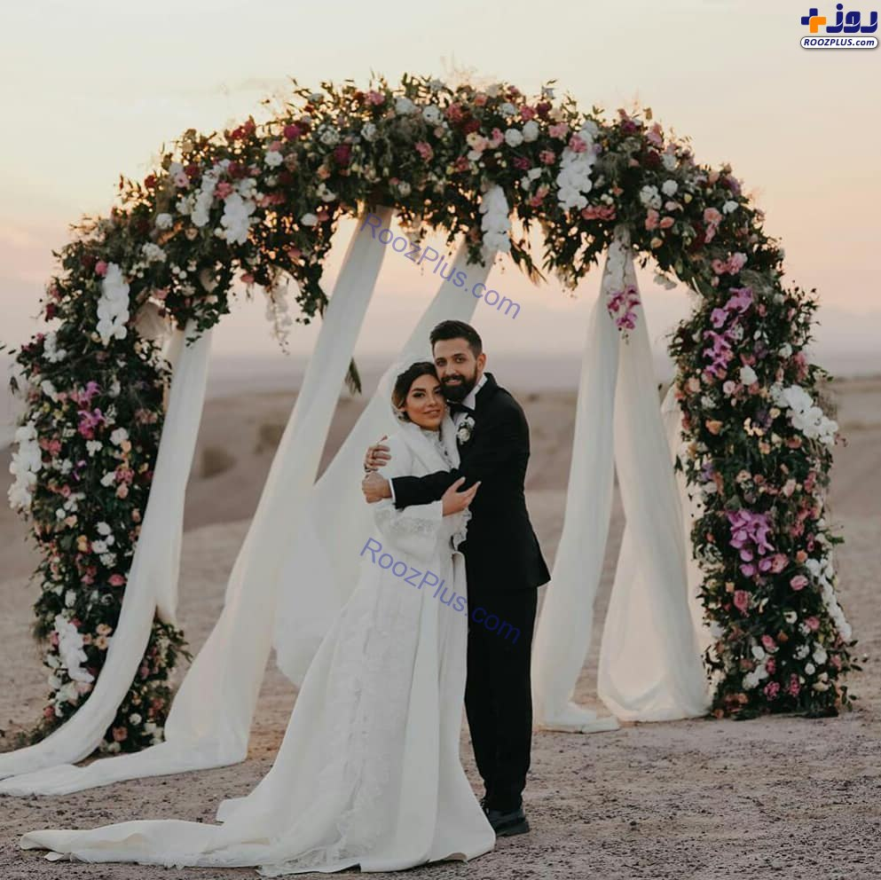 عکسی از مراسم ازدواج محسن افشانی +عکس