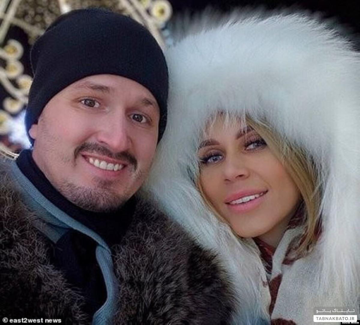 مجازات جنجالی کشیش روسی به خاطر رفتار همسرش