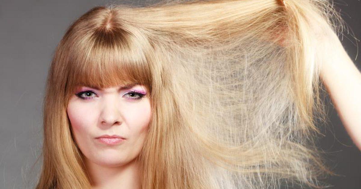 بهترین ماسک مو برای موهای آسیب دیده از دکلره